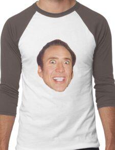 I'm Watching You Men's Baseball ¾ T-Shirt