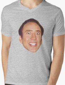 I'm Watching You Mens V-Neck T-Shirt