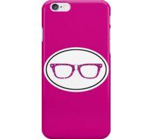 Glitter Geek iPhone Case/Skin