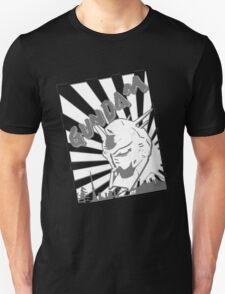 Gundam Stamp Gray T-Shirt