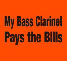 Bass Clarinet Kids Clothes
