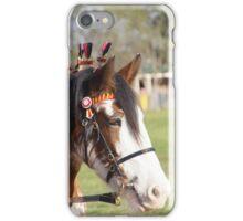 Draft horse decorated iPhone Case/Skin