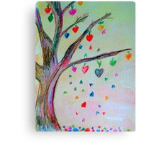 Love Grows!  Canvas Print