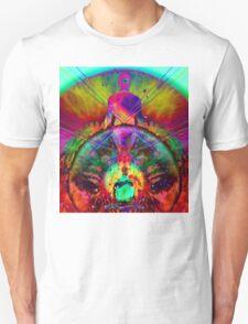 LIGHT BEAMS MAN WORLD STONES TRIP T-Shirt