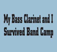 Bass Clarinet Baby Tee