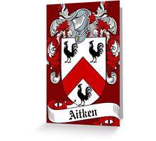 Aitken Greeting Card