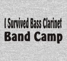 Bass Clarinet One Piece - Short Sleeve