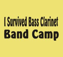 Bass Clarinet One Piece - Short Sleeve