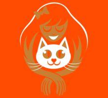 Cat Lady Kids Tee