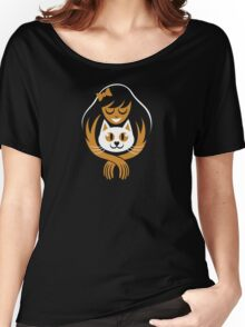 Cat Lady Women's Relaxed Fit T-Shirt
