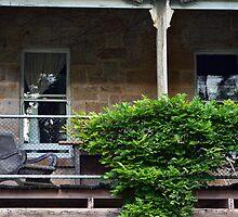 Balcony by Naffler