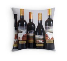 The Product Line Throw Pillow