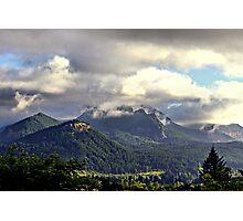 Columbia River Gorge Washington  Photographic Print