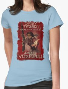 BioShock Infinite – Join the Vox Populi Womens Fitted T-Shirt