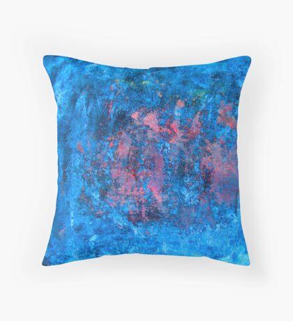 Blueralile Throw Pillow