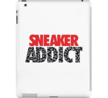 Sneaker Addict Cement iPad Case/Skin
