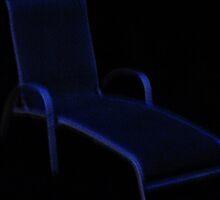 bleu chaise longue by doreen connors