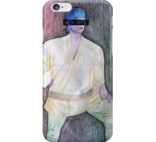 Luke is Our New Hope iPhone Case/Skin