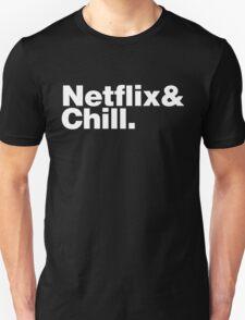 NETFLIX & CHILL & T-Shirt