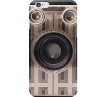 Brownie Junior camera iPhone Case/Skin