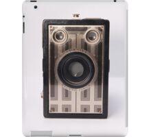 Brownie Junior camera iPad Case/Skin