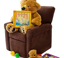 Beary Comfy by Lynne Morris
