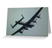 """""""Bombs Gone"""" Greeting Card"""