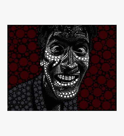 Ash - From Evil Dead Photographic Print