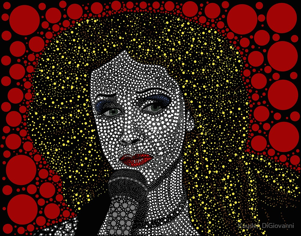 Hedwig - Hedwig and the Angry Inch by Kayden DiGiovanni
