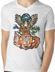 Personal Nature Mens V-Neck T-Shirt
