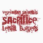 Vegetarian Satanists by PheromoneFiend
