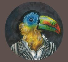 yuppie toucan by HiddenStash