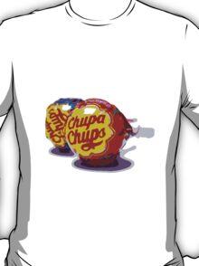 Chupa Chups Pop Art T-Shirt
