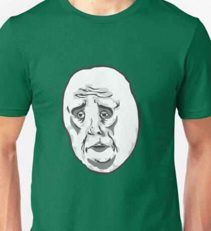 Okay Dynamic Design Unisex T-Shirt