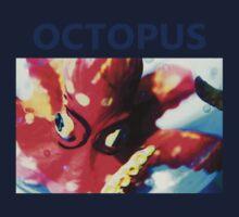 Octopus Baby Tee