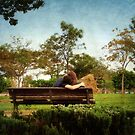 Lovers' Park by Maria  Gonzalez