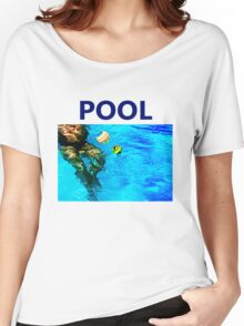 POOL Women's Relaxed Fit T-Shirt