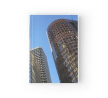 San Francisco Financial District Hardcover Journal