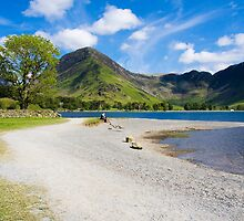 Lovers at Buttermere by Elaine123