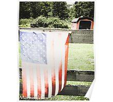Stars & Stripes Poster