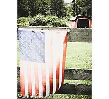 Stars & Stripes Photographic Print