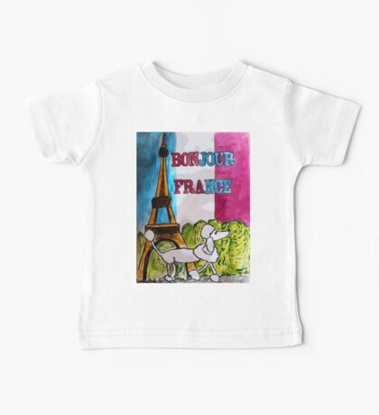Bonjour France Kids Clothes