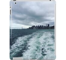View of San Francisco  iPad Case/Skin