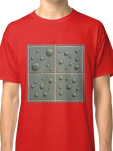 Droplets on the tiles (T-Shirt & iPhone case) Classic T-Shirt