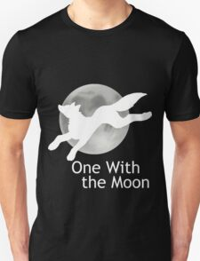One With the Moon T-Shirt