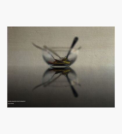 REFLECTIVE SPICE Photographic Print