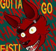 Gotta Go Fast by MorphineZombie