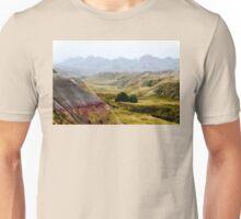 Badlands Fog Unisex T-Shirt