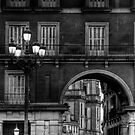 Plaza Mayor - Madrid by marcopuch