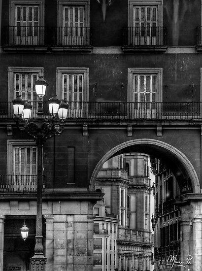 Plaza Mayor - Madrid by marcopuch